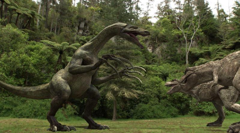 Теризинозавр: Нелепый динозавр или предок голубя?