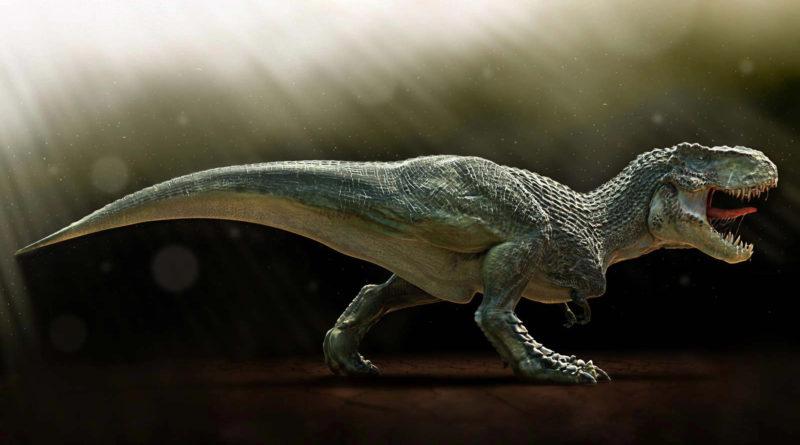 Тираннозавр Рекс: Три факта уничтожили репутацию самого грозного динозавра