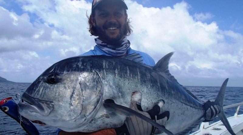 Гигантский каранкс: Рыба-пожиратель птиц