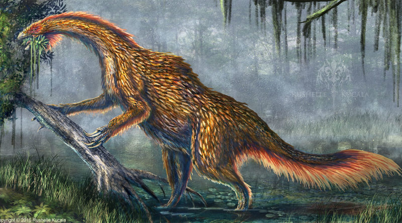 Нотроних: Динозавр-ленивец