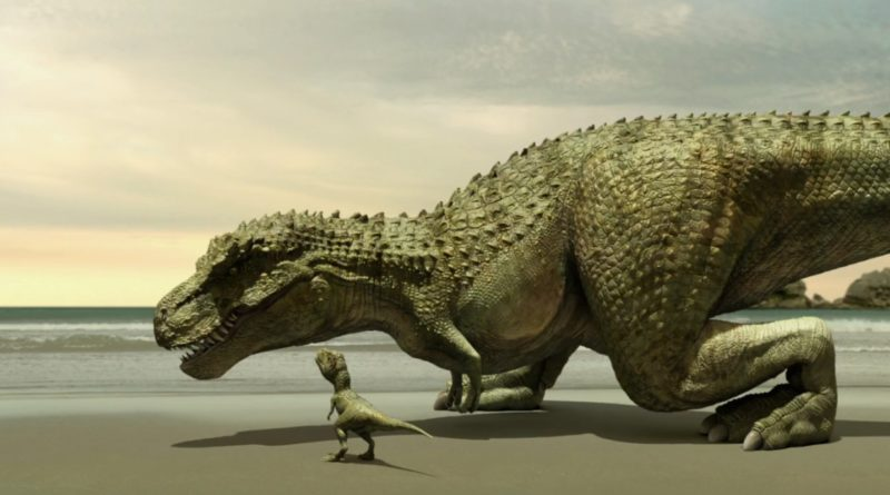 Тарбозавр: Отечественный тираннозавр