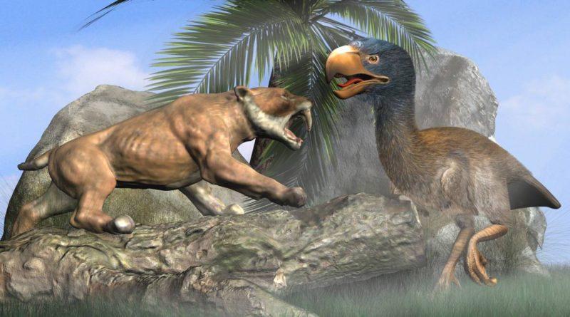 Титанис: Древний Король хищных птиц