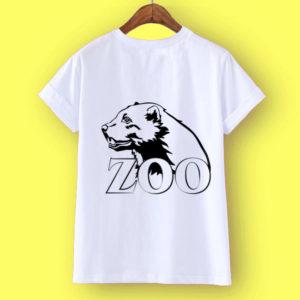 Дизайнерская футболка от Zoo (Росомаха) №4