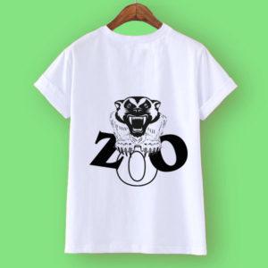 Дизайнерская футболка от Zoo (Росомаха) №3