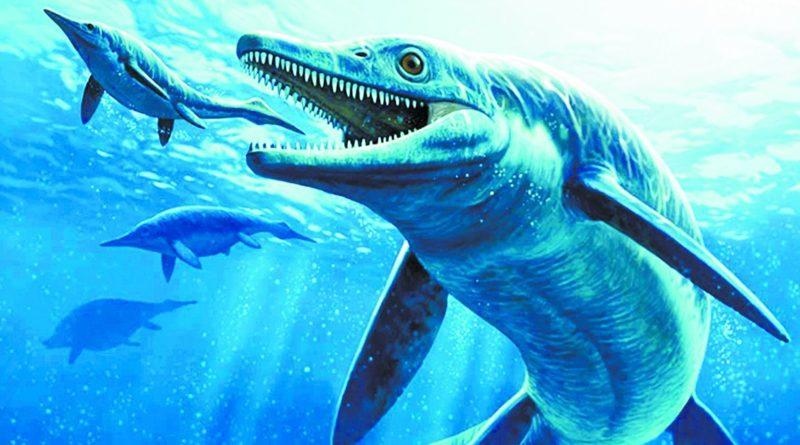 Ихтиозавр: Это НЕ динозавр!