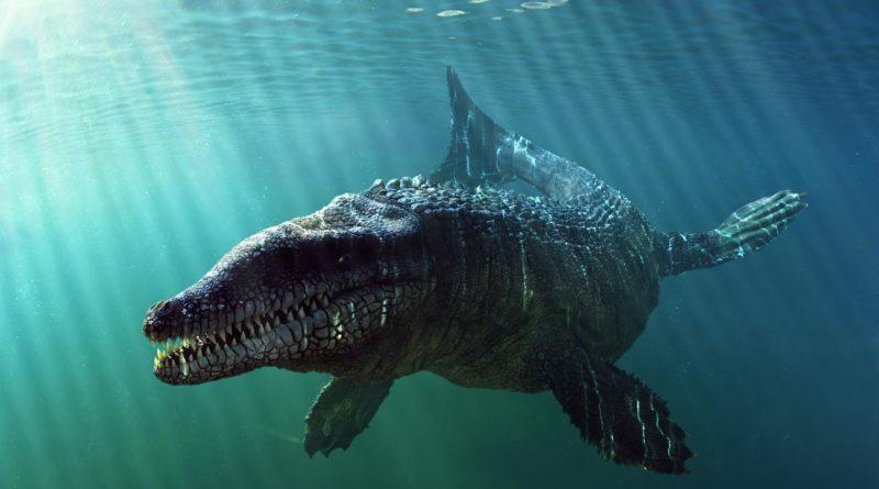 Дакозавр: Доисторический крокодил
