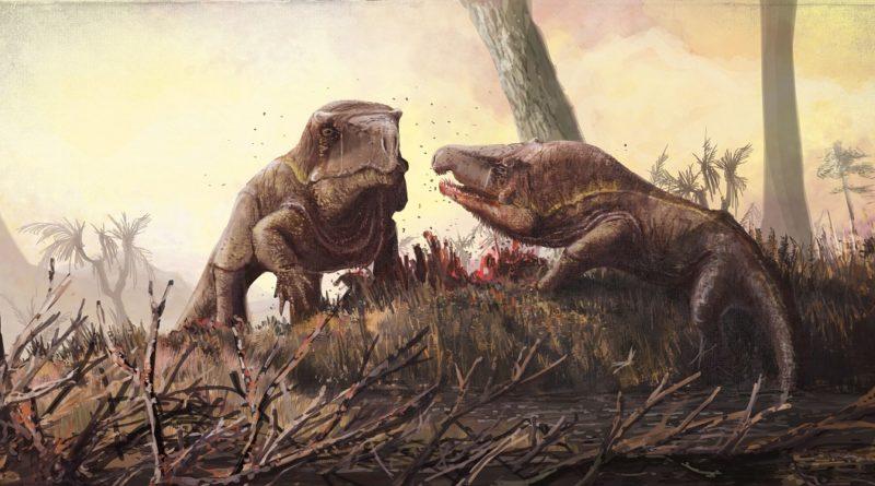 Гаряиния: Доисторический Супер Хищник