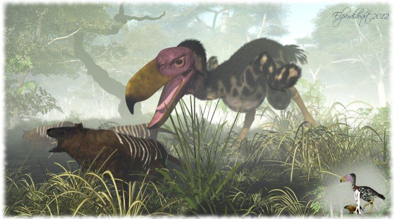 Келенкен: Потомок динозавров