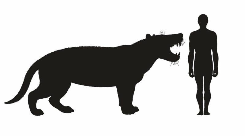 Симбакубва: Доисторический мега-хищник