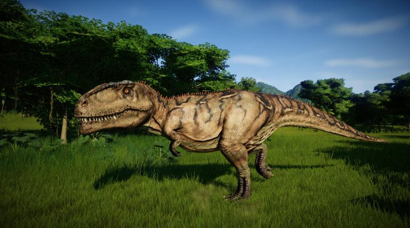 Гиганотозавр: Больше тираннозавра