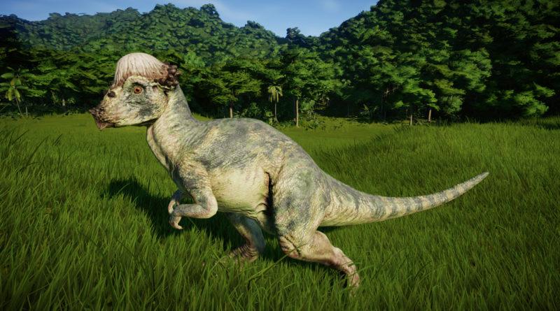 Пахицефалозавр: Доисторический баран