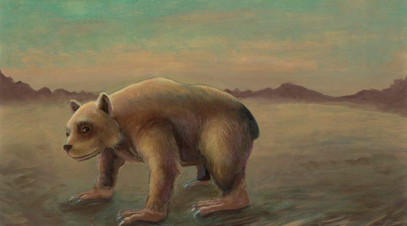 Чапалмалания: Доисторический енот размером с медведя